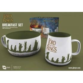 El Señor de los Anillos Pack Desayuno Fellowship