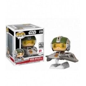 Funko POP! 219 Snow Speeder w/ Wedge Antilles DELUXE - Star Wars