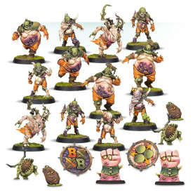Nurgle's Rotters - Nurgle Blood Bowl Team