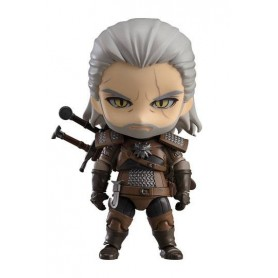 The Witcher 3 Wild Hunt Figura Nendoroid Geralt 10 cm