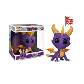 "Funko POP! Spyro US Exclusive 10"" - Spyro 25cm 528"