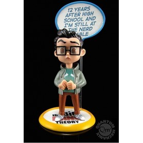 The Big Bang Theory Figura Q-Pop Leonard Hofstadter 9 cm