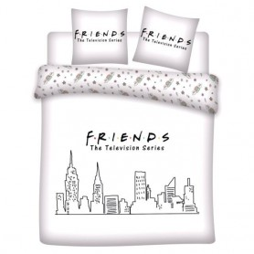 copy of Funda nordica Central Perk Friends cama 90cm