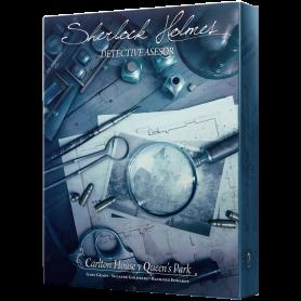 copy of Sherlock Holmes: Los crímenes del Támesis