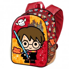 copy of Bolsa portameriendas 3D Chibi Harry Potter