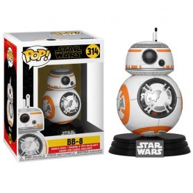 Figura POP Star Wars Rise of Skywalker BB-8 9cm 314