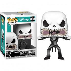 Figura POP Disney Pesadilla Antes de Navidad Jack Scary Face