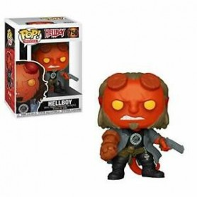 Hellboy POP! Movies Vinyl Figuren Hellboy 9 cm 01