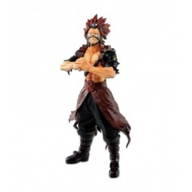 Figura My Hero Academy ICHIBANSHO FIGURE EIJIRO KIRISHIMA(FIGHTING HEROES feat. One's Justice) 25 cm