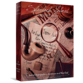 Sherlock Holmes Jack el Destripador y Aventuras en el West End