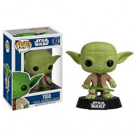 Figura Funko Pop! Yoda 02