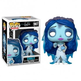 Corpse Bride Figura POP! Movies Vinyl Emily 9 cm