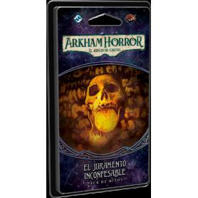 El juramento inconfesable - Arkham Horror LCG