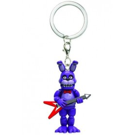 Five Nights at Freddy's Llavero Bonnie 7 cm