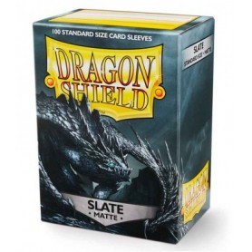 FUNDAS STANDARD DRAGON SHIELD MATTE SLATE