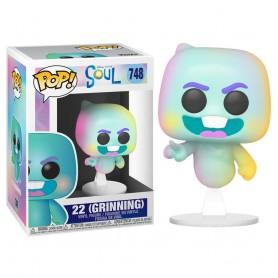 Figura POP Disney Pixar Soul Grinning 22 - 9cm 748