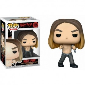 Funko POP! Rocks Iggy Pop