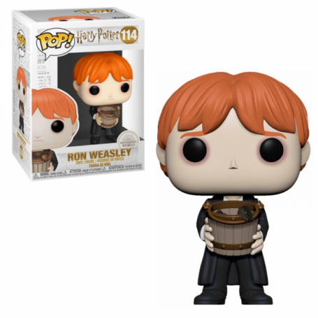 Funko POP! Ron Weasley Puking Slugs w/Bucket - Harry Potter