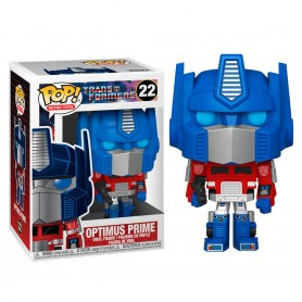Figura POP Transformers Optimus Prime