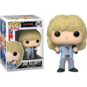 Def Leppard POP! Rocks Vinyl Figura Joe Elliott 9 cm 147