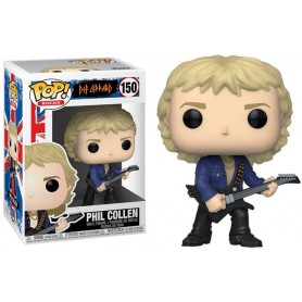 copy of Def Leppard POP! Rocks Vinyl Figura Joe Elliott 9 cm 147