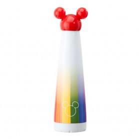 Disney Botella de Agua Mickey Rainbow