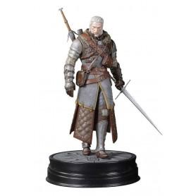 Witcher 3 Wild Hunt Estatua PVC Geralt Grandmaster Ursine 24 cm