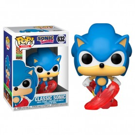 Sonic the Hedgehog POP! Games Vinyl Figura Sonic 30th - Running Sonic 9 cm