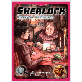 copy of Serie Q: 6 - Sherlock: La copia