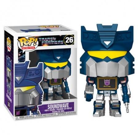 copy of Figura POP Transformers Optimus Prime