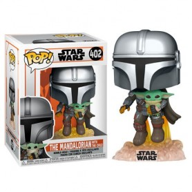 copy of Star Wars The Mandalorian Figura POP! TV Vinyl The Child 9 cm