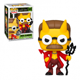 Funko POP! Devil Flanders - The Simpsons 9cm 1029