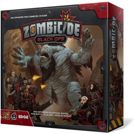 Black Ops Zombicide