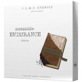 T.I.M.E. Stories: Expedición Endurance