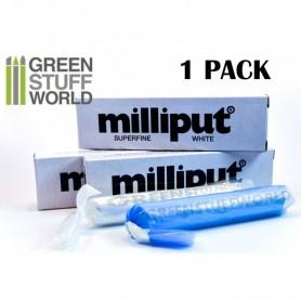 Milliput Super Fine Blanco