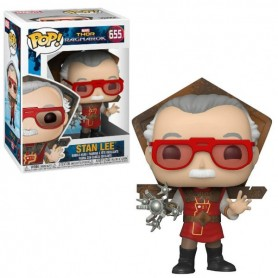 Figura POP Stan Lee in Ragnarok Outfit 9cm 655