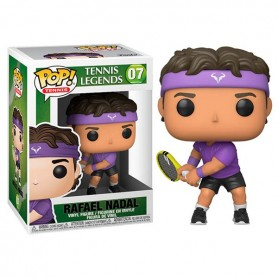 Tennis Legends POP! Sports Vinyl Figura Rafael Nadal 9 cm 07