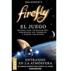 Firefly - Entrando en la atmósfera