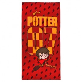Toalla Quidditch Harry Potter microfibra