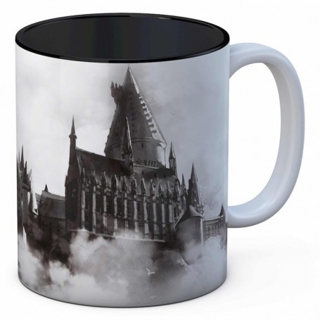 Taza castillo Hogwarts Harry Potter