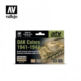 DAK Colors 1941-1944 71.207