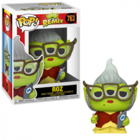 Funko POP! 763 Pixar Alien Remix -Roz - Disney