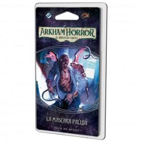 La máscara pálida - Arkham Horror: El juego de cartas
