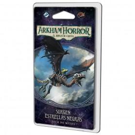 Surgen estrellas negras - Arkham Horror, El juego de cartas