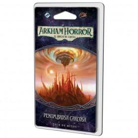 Penumbrosa Carcosa - Arkham Horror, El juego de cartas