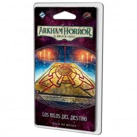 Los hilos del destino - Arkham Horror, El juego de cartas