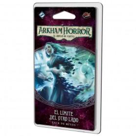El límite del otro lado - Arkham Horror, El juego de cartas