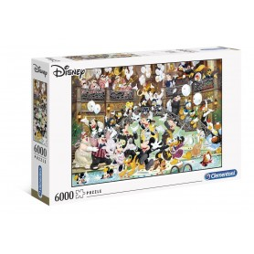 Disney Puzzle Masterpiece Character Gala (6000 piezas)