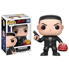 Figura Funko Pop! Punisher Chase 216