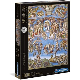 Michelangelo Museum Collection Puzzle Universal Judgement